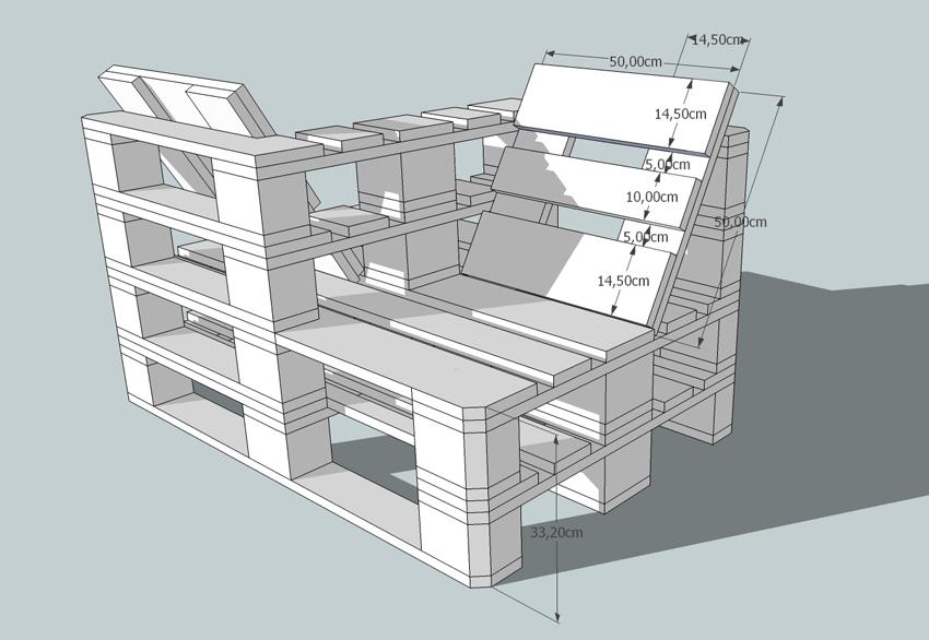 Tete Tete Bankje.Fifis 3d Design Presentatie